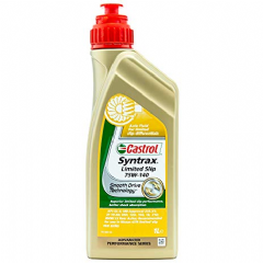 CASTROL SYNTRAX LIMITED SLIP 75W-140 1 LItre